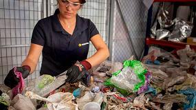 Foto de Empresas del sector plástico trabajan para mejorar el reciclado de los envases alimentarios multicapa
