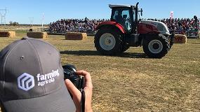 Foto de Los tractores STEYR vuelven a los campos de España y Portugal