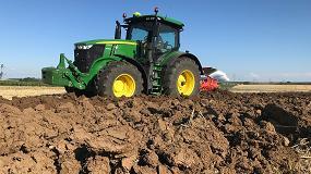 Foto de Las inscripciones de tractores aumentaron un 16% en septiembre