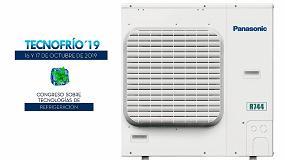 Foto de Panasonic presenta su serie CR de CO2 en Tecnofrío'19