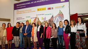 Foto de Las mujeres rurales aprovechan 'su Día' para impulsar medidas contra la igualdad y el despoblamiento