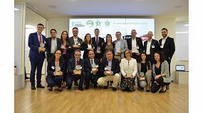 Foto de Premios Lean&Green a empresas españolas por reducir un 20% el CO2