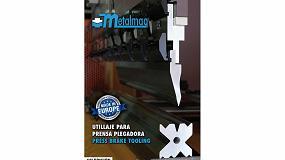 Foto de Metalmaq edita la XI edición de su catálogo