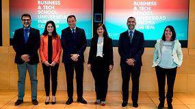 Foto de La primera escuela de negocios y tecnología en España inaugura su curso académico