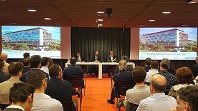 Foto de I Jornada de Termoactivación Estructural organizada por el Ashrae Spain Chapter