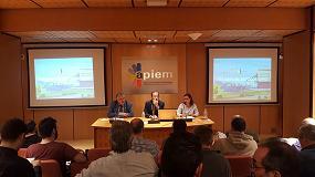 Foto de Más de 240 asistentes debaten sobre instalaciones de energía solar en la I Semana del Autoconsumo organizada por Apiem