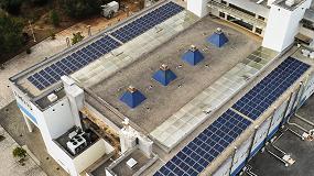 Foto de FCTUC conclui instalação de sistemas de energia solar fotovoltaica em todos os edifícios do Polo II