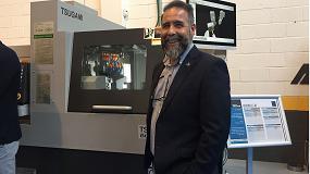 Foto de El OpenTech'19 de Maquinser muestra la última tecnología en mecanizado e impresión aditiva