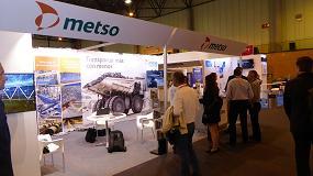 Foto de Metso aprovecha el MMH 2019 para informar de las ventajas de su integración con Outotec