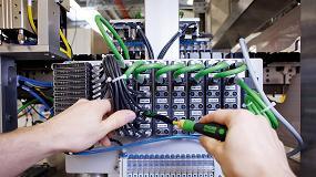 Foto de Murrelektronik optimiza el sistema de empaquetado y paletización de Sortimat Handling Systems