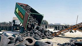 Foto de TNU presenta al gobierno de Montenegro su sistema de recogida y reciclaje de neumáticos para el posible desarrollo futuro en ese país