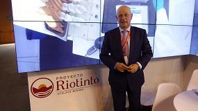 Foto de Entrevista a Alberto Lavandeira Adán, CEO de Atalaya Mining