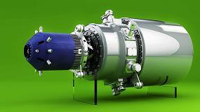 Foto de Turbotech opta por la simulación de Ansys para la próxima generación de aeronave híbridas eléctricas