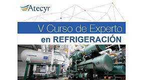 Foto de Atecyr abre el plazo de matrícula de la V edición del curso de experto en refrigeración