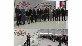 Foto de Delteco deslumbra en la inauguración oficial de sus nuevas instalaciones