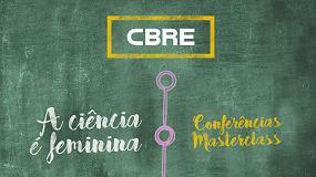 Foto de CBRE celebra o papel da mulher na ciência e tecnologia