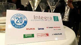 Foto de Integra Automation Days celebra su vigésima edición