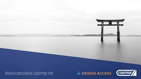 Foto de Casmar lanza Desico Access, el sistema de control de accesos de los grandes proyectos adaptado a las pymes