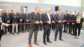 Foto de El Grupo Biesse inaugura el nuevo campus de Ulm en Alemania