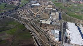 Foto de Plataforma Central Iberum supera las expectativas de desarrollo logístico