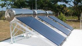 Foto de Solar Térmico: formação complementar para Peritos Qualificados