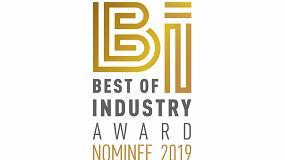 Foto de Leuze Electronic, nominada para el premio Best of Industry Award 2019