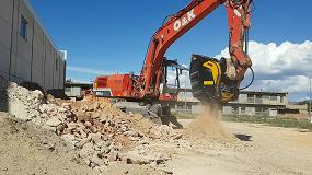 Foto de Demolición de un edificio: ¿solamente residuos?