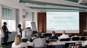 Foto de Context organiza un seminario sobre innovación textil para construcción, arquitectura e interiorismo