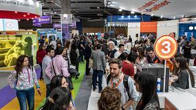 Foto de SIMO Educación 2019 muestra un panorama tecnológico de vanguardia al servicio de la innovación educativa