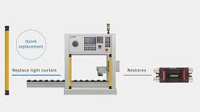 Foto de La nueva barrera óptica de seguridad de la serie F3SG-SR de Omron redefine el concepto de seguridad en las plantas de producción