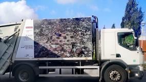 Foto de Um olhar sobre o mundo através dos camiões de recolha de resíduos da Maia