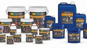 Foto de Impermeabilizantes Dyrup: uma nova gama de produtos à prova de água