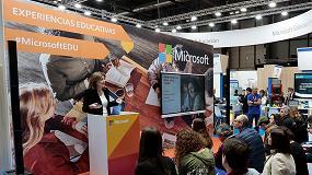 Foto de Microsoft cree en el aprendizaje personalizado y colaborativo gracias a las nuevas tecnologías aplicadas a la educación