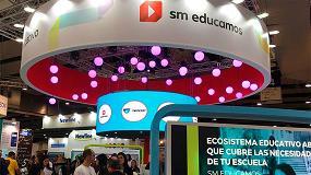 Foto de Amazon, Google y Microsoft acompañan a SM Educamos en SIMO Educación 2019
