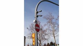 Foto de Cámaras Wisenet para supervisión inteligente del tráfico en la ciudad de Bolonia