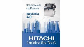 Foto de Hitachi presenta en Empack su nueva impresora CIJ para la industria 4.0