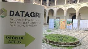 Foto de Datagri reúne en Zaragoza a un millar de expertos en transformación digital agroalimentaria