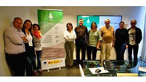 Foto de Madera local de calidad de coníferas para el presente y el futuro