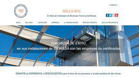 Foto de Avebiom lanza la web que gestiona el sello del Instalador Certificado iBTc