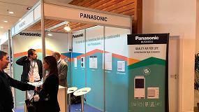 Foto de Panasonic participa en el I Congreso de Ingeniería de Instalaciones de ACI