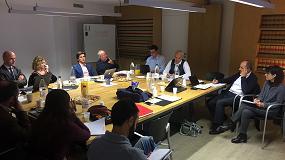 Foto de El Grupo de trabajo de Clitravi se reúne en Barcelona