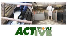 Foto de Reducción de olores y emisiones en los purines con el aditivo Active NS de Deplan