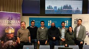 Foto de Se presenta en Navarra el proyecto 'Los videojuegos, un gran aliado para la educación'
