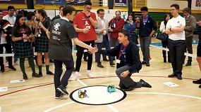Foto de DosPZ patrocina y apoya la III Competición Robótica: Botschallenges