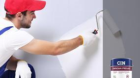 Foto de CINÁQUA PRO 600 garante máxima opacidade em superfícies interiores