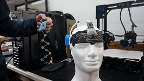 """Foto de Universidade de Coimbra desenvolve """"EEG vestível"""" de baixo custo e reutilizável"""
