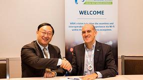 Foto de Huawei inicia un proyecto de Wi-Fi 6 para apoyar el futuro educativo