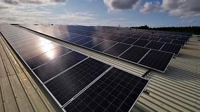 Foto de Vidrala implementa un parque solar fotovoltaico para su servicio Vidrala Logistics
