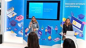 Foto de La competencia digital de los alumnos de Samsung Smart School crece un 12,5%