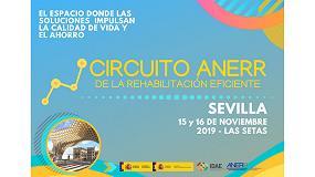 Foto de Anerr celebra un nuevo Foro para el impulso de la Rehabilitación Eficiente en el Colegio de Arquitectos de Sevilla